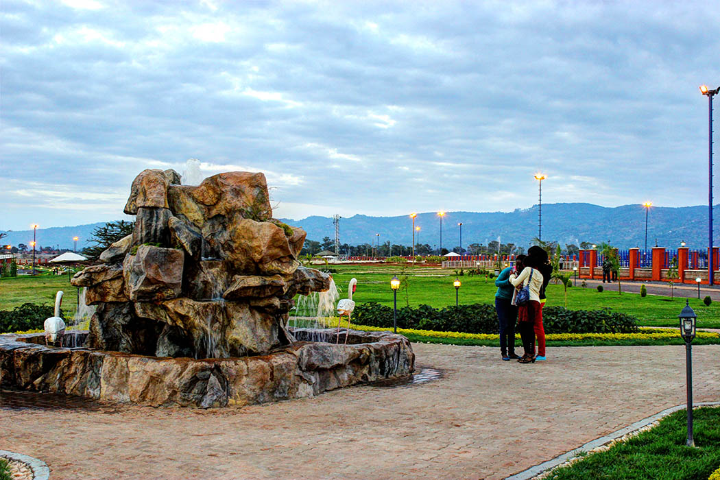 Machakos People's Park_Fountain