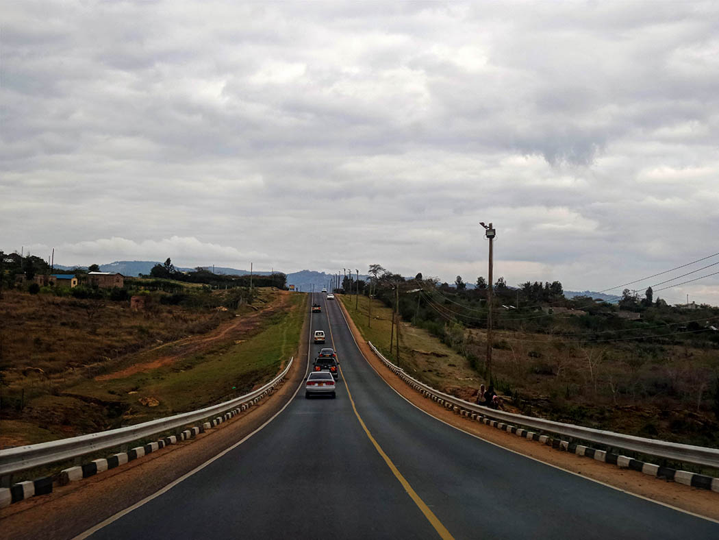 Makutani-Kitui Road