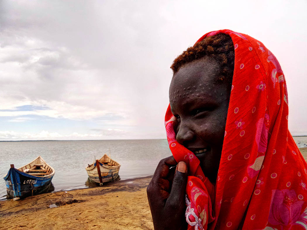 Sights & People from the North Rift_Turkana girl (1)