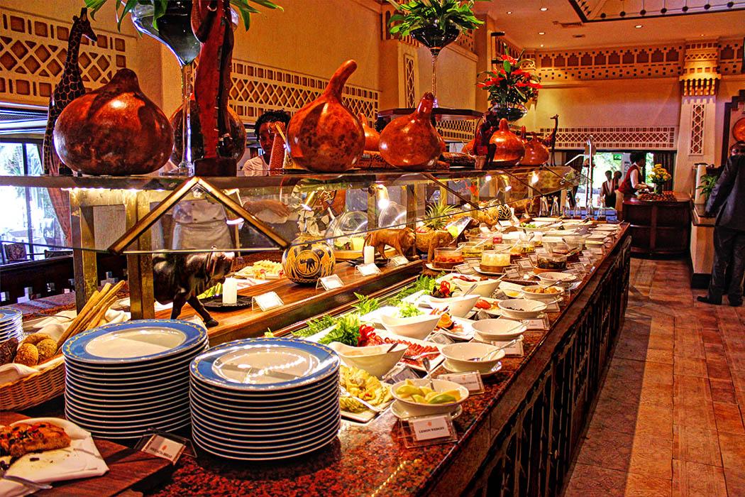 Nairobi restaurant week café maghreb safari