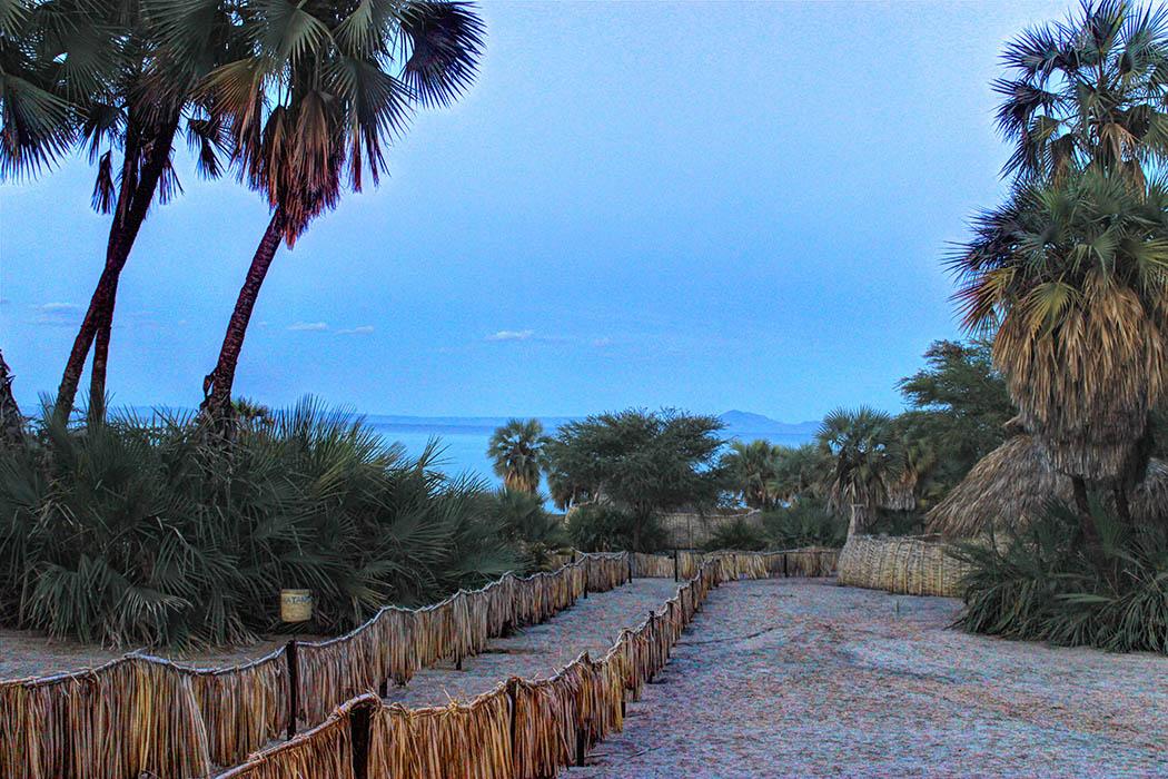 Eliye Springs Resort_Pathway