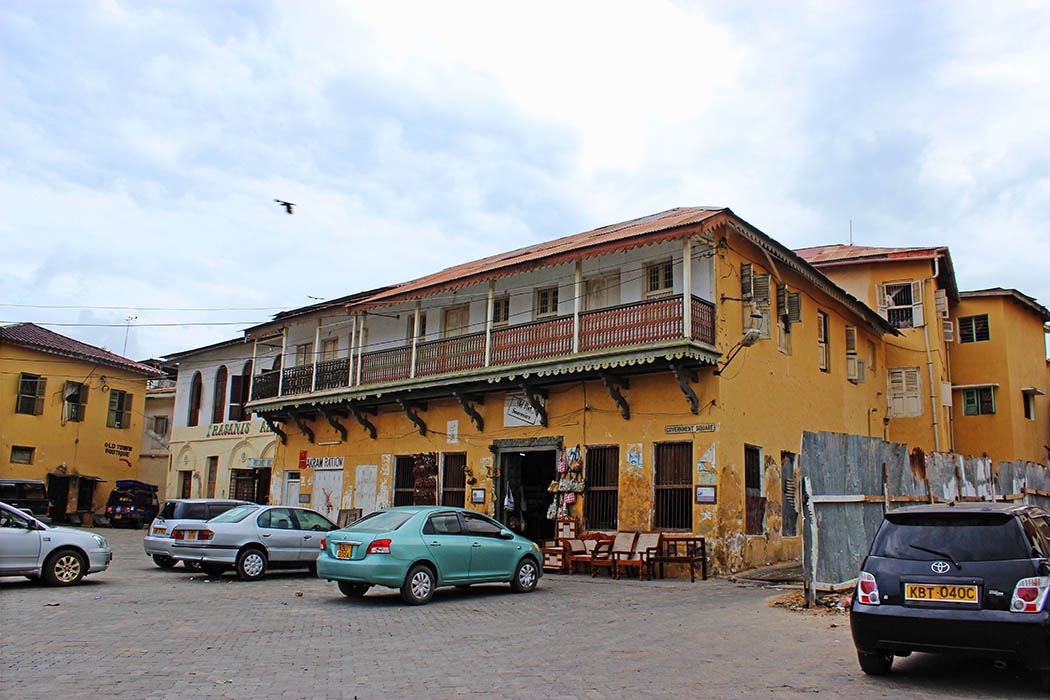 Mombasa Old Town_Government Square