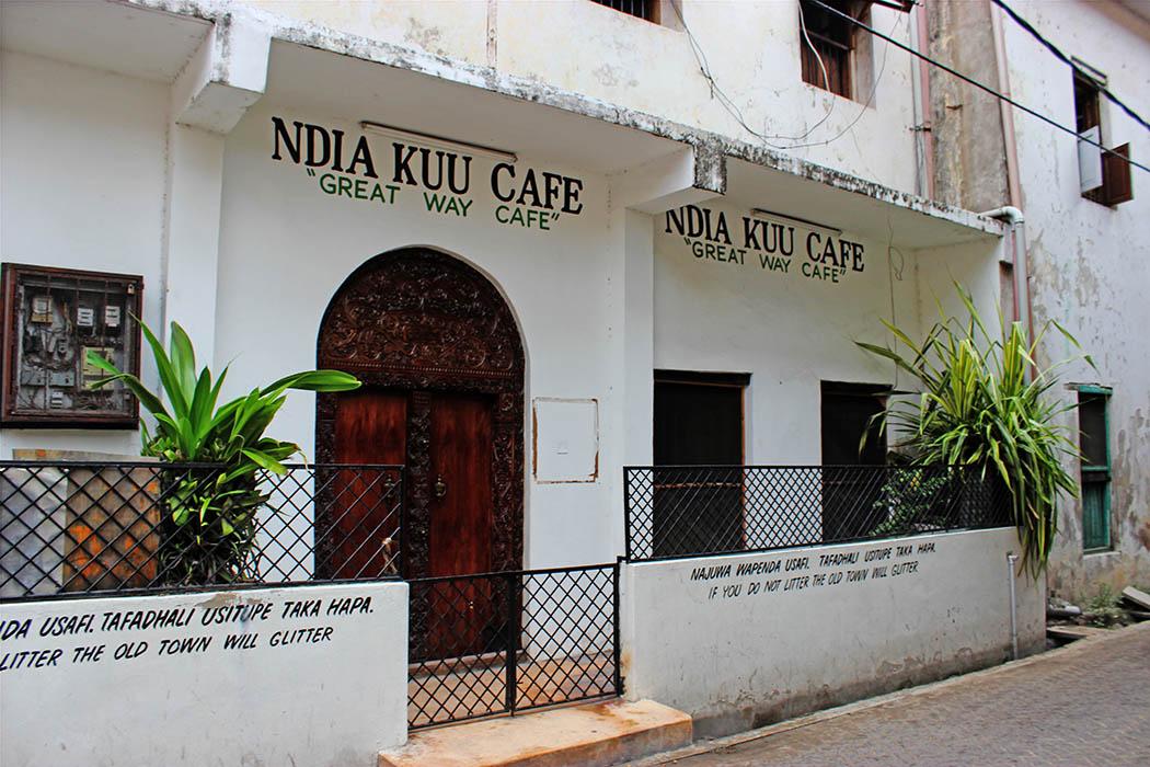 Mombasa Old Town_Ndia Kuu cafe