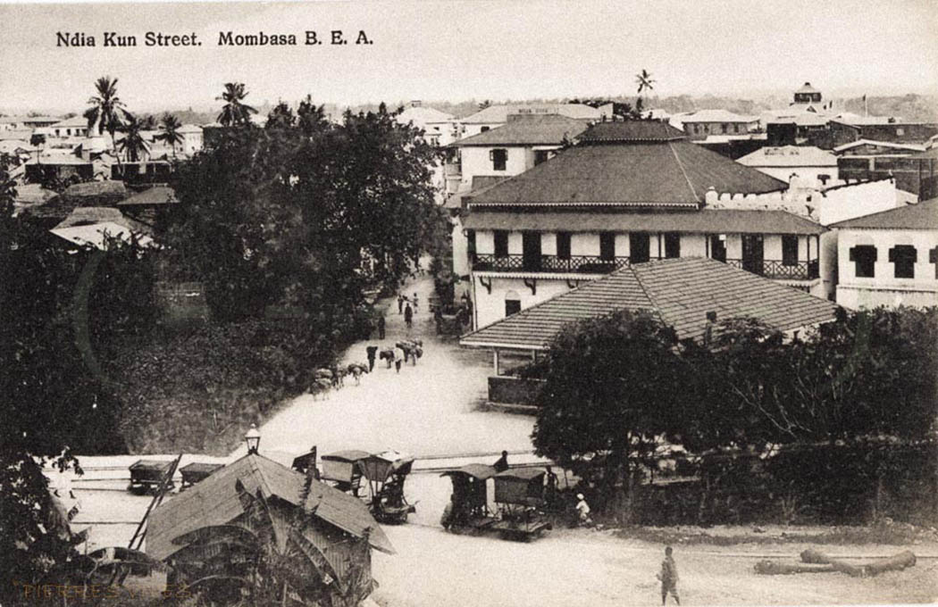 Mombasa Old Town_Ndia Kuu
