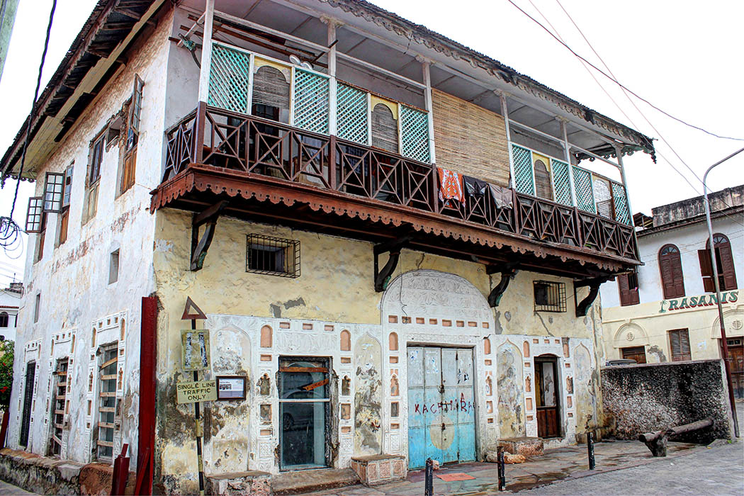 Mombasa Old Town_Old Post Office