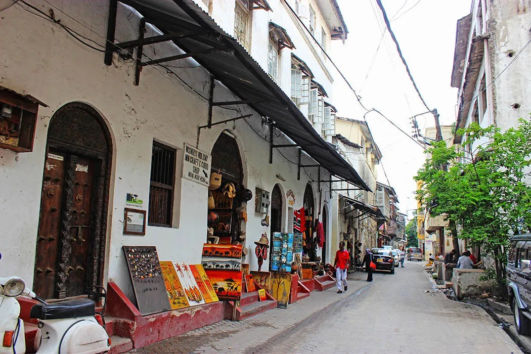 Mombasa Old Town_White House 2