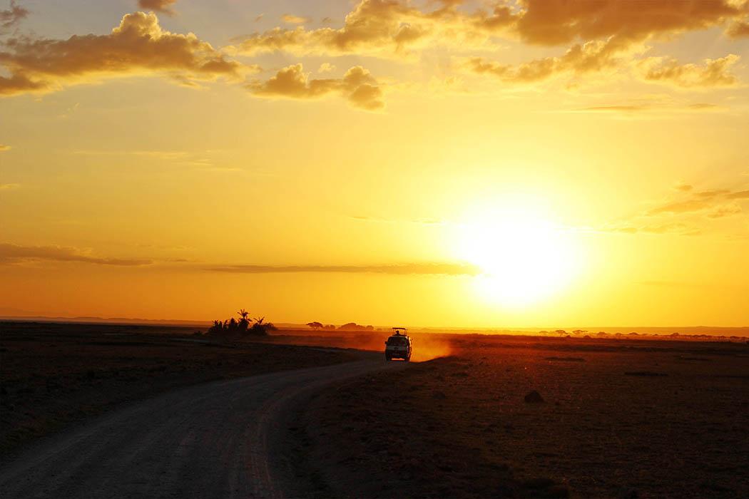 Amboseli National Park Sunrise