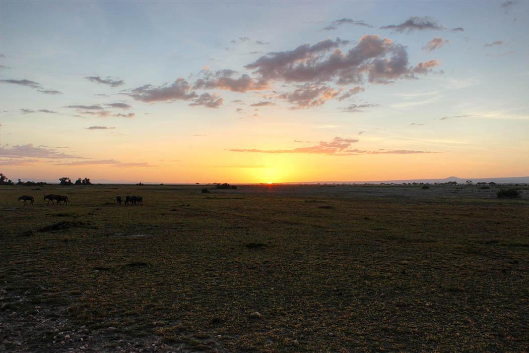 Amboseli National Park Sunrise1