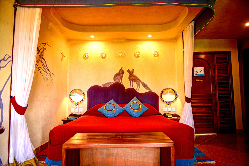 Amboseli Serena Safari Lodge_bed