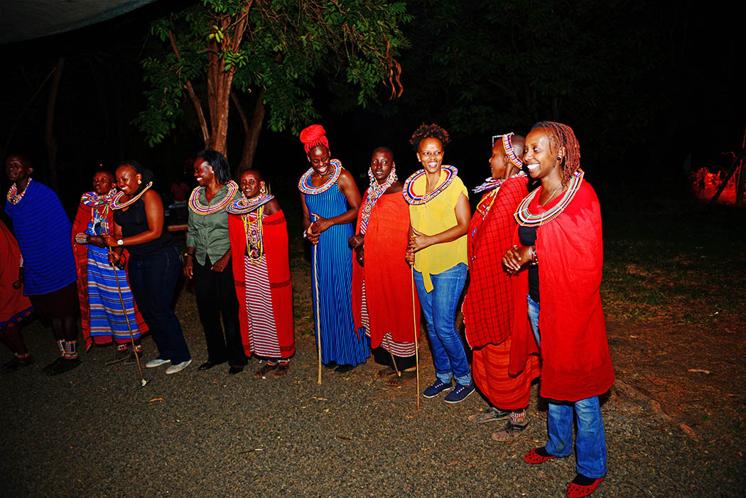 Amboseli Serena Safari Lodge_bush dinner2