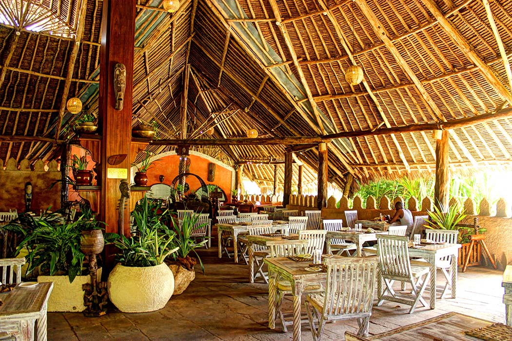 The Sands at Chale Island_restaurant at daytime