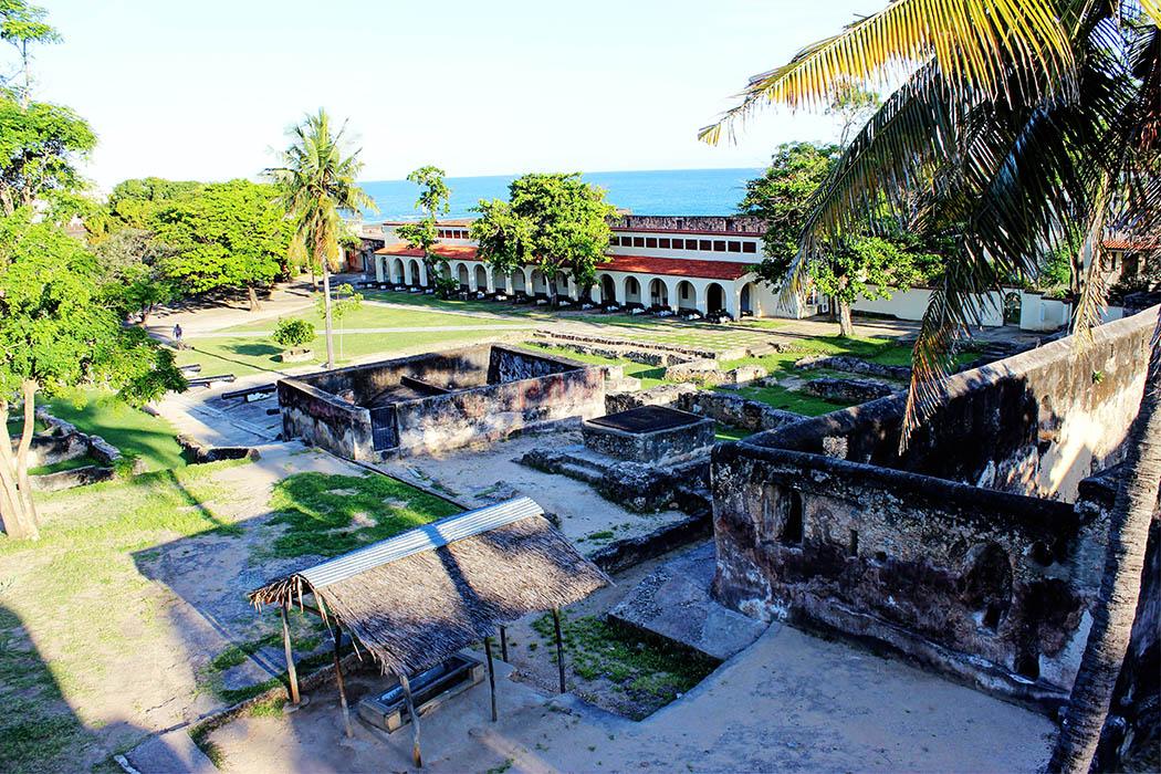 Fort Jesus Mombasa_courtyard2