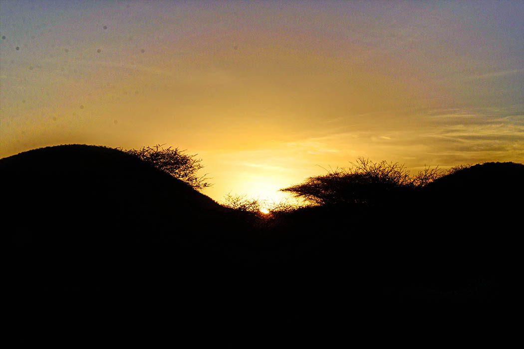 Tsavo West National Park_Sunset