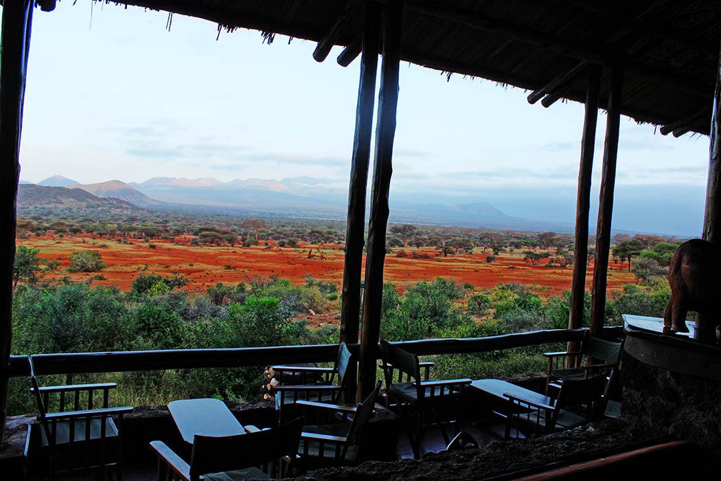 Kilaguni Serena safari Lodge_dining area