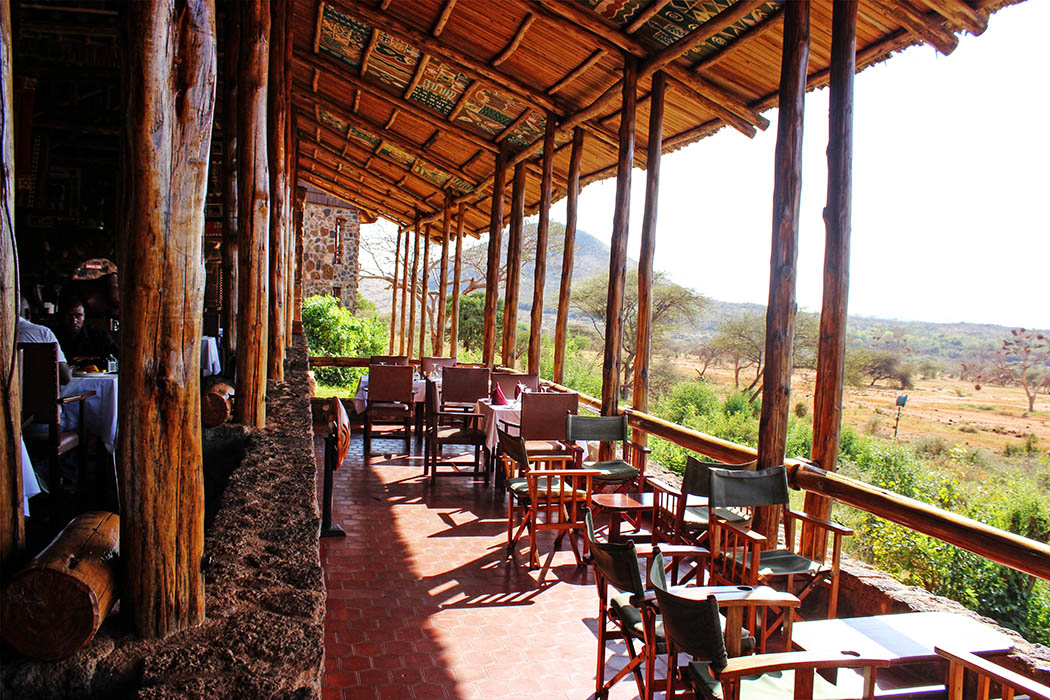 Kilaguni Serena safari Lodge_dining area2