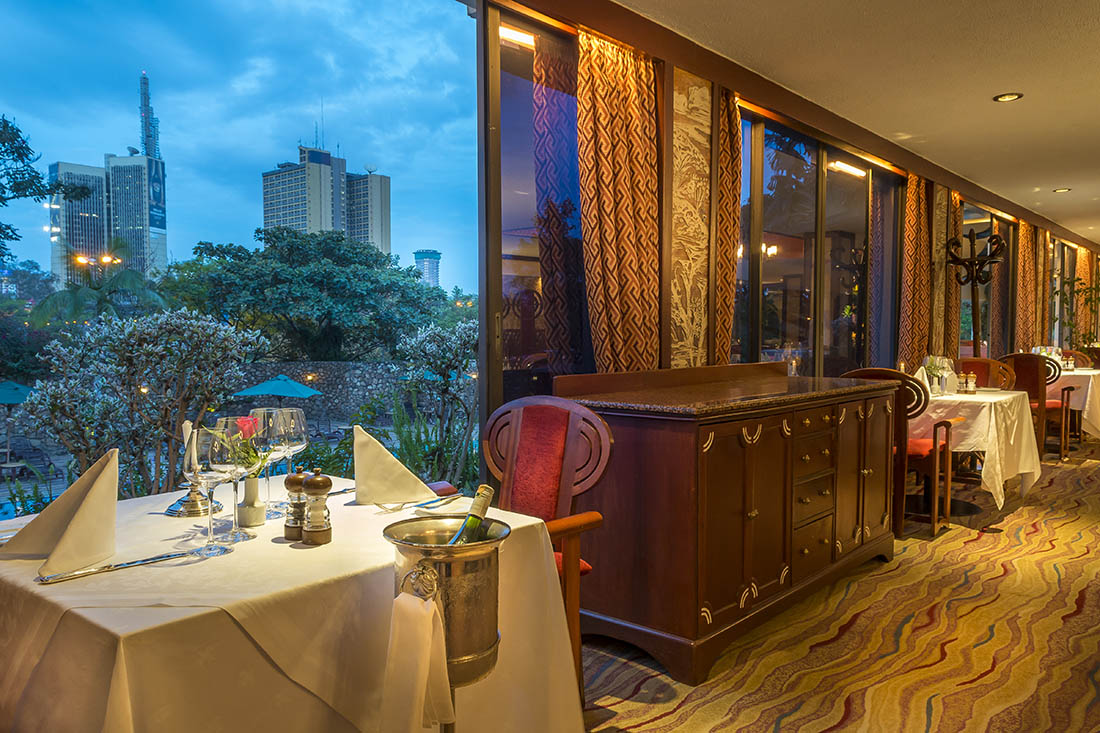 Nairobi Serena Hotel_Mandhari restaurant