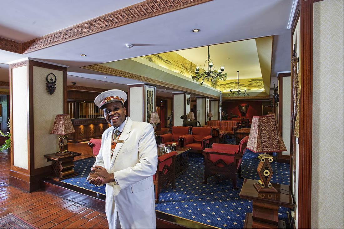 Nairobi Serena Hotel_Welcome