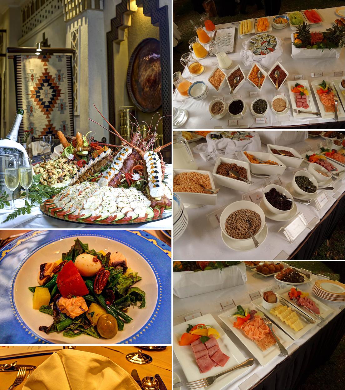 Nairobi Serena Hotel_food