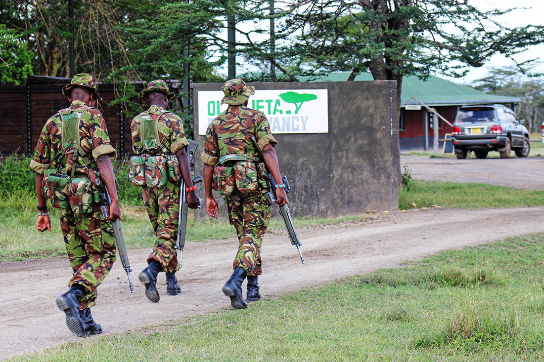 Ol Pejeta Conservancy_security1