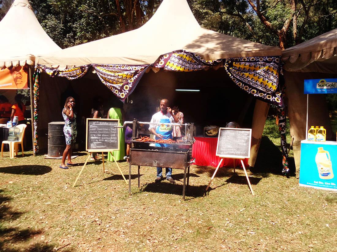 Koroga festival 8th Edition_Food1