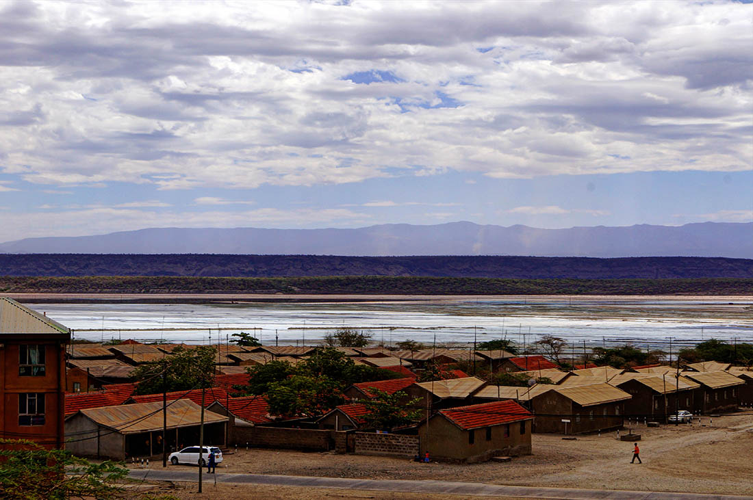 Lake Magadi_Magadi town