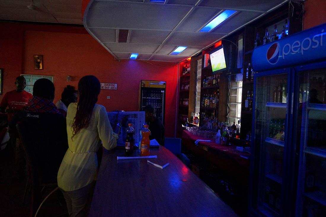 Lake Magadi_Sports club bar