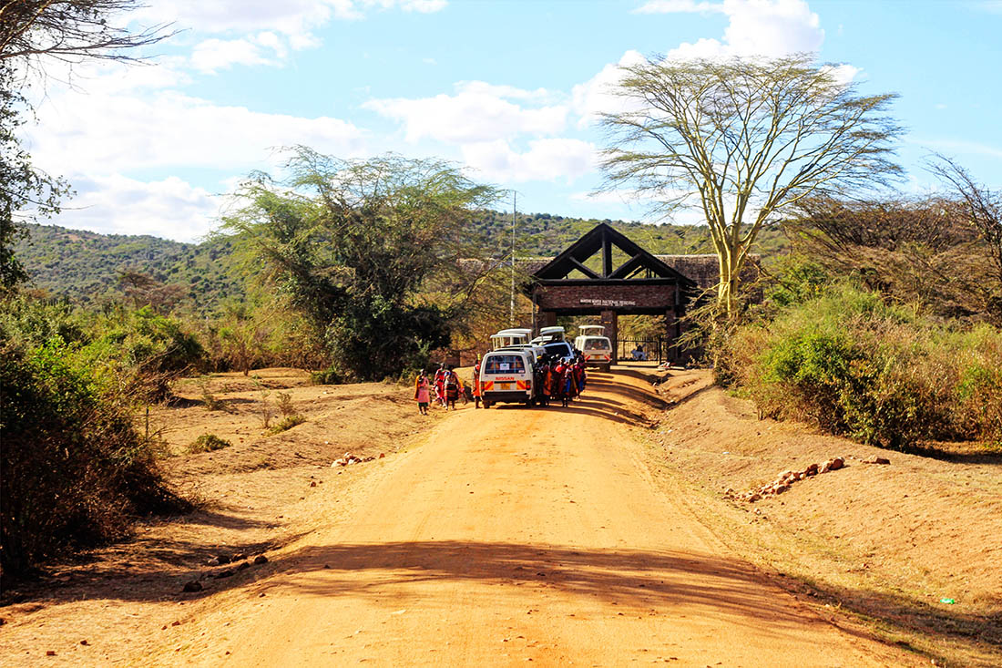 Maasai Mara_Gate1