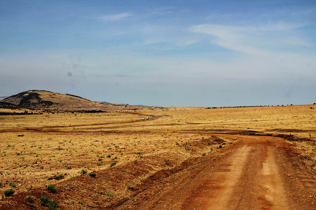 Maasai Mara_Road