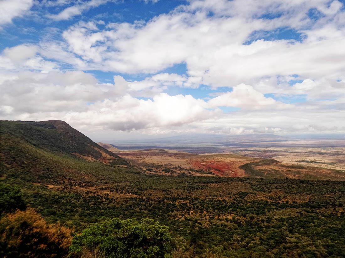 Mai Mahiu Escarpment1