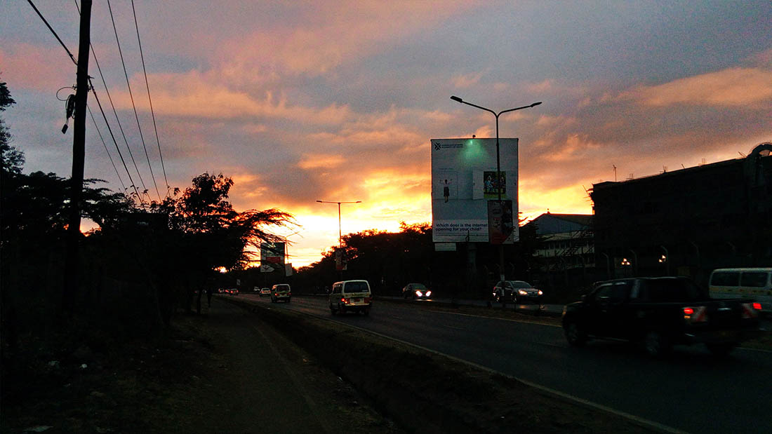 Random snapshots_langata road