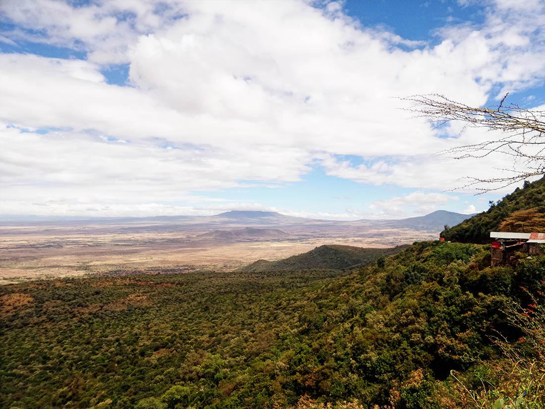 Rhino Camp_Mai Mahiu Escarpment