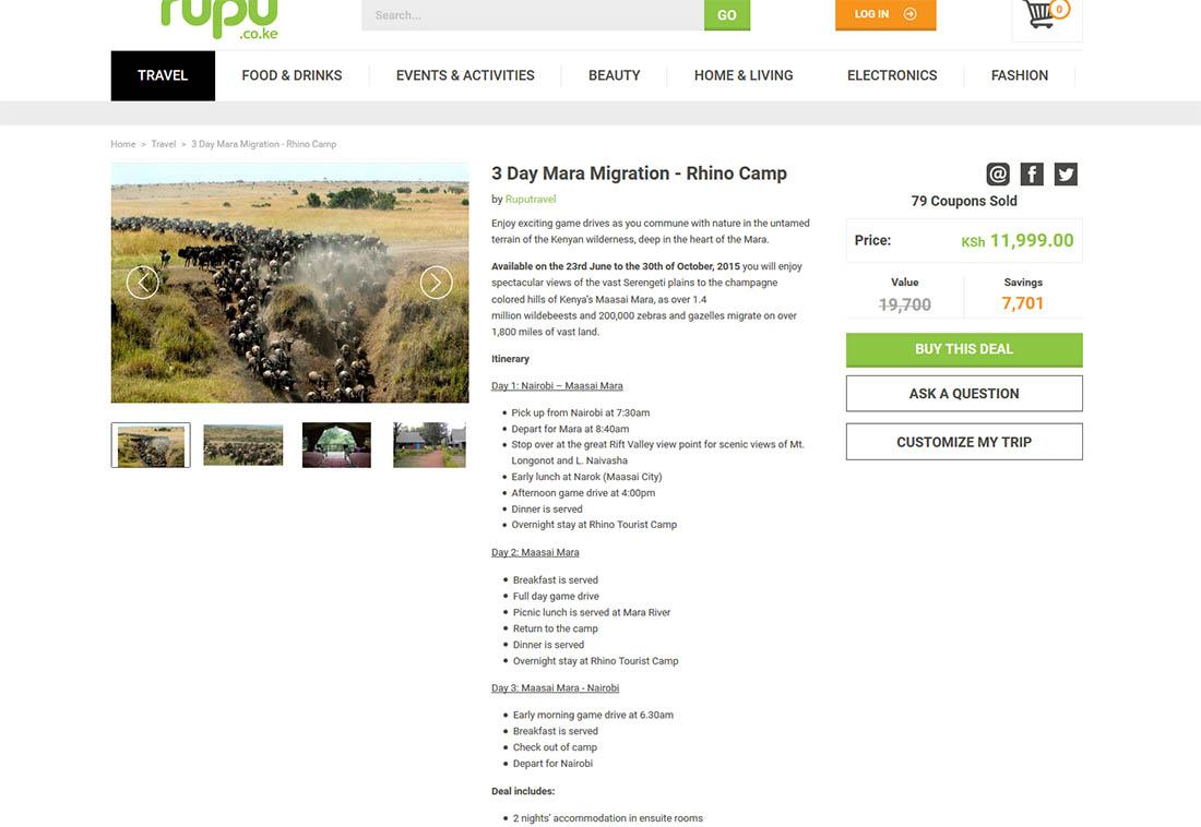 Rupu Website