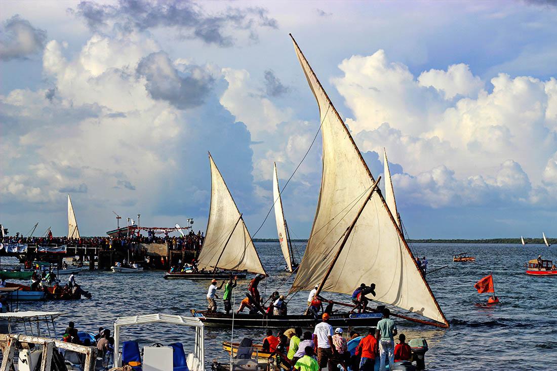 Lamu Cultural Festival_dhow race2