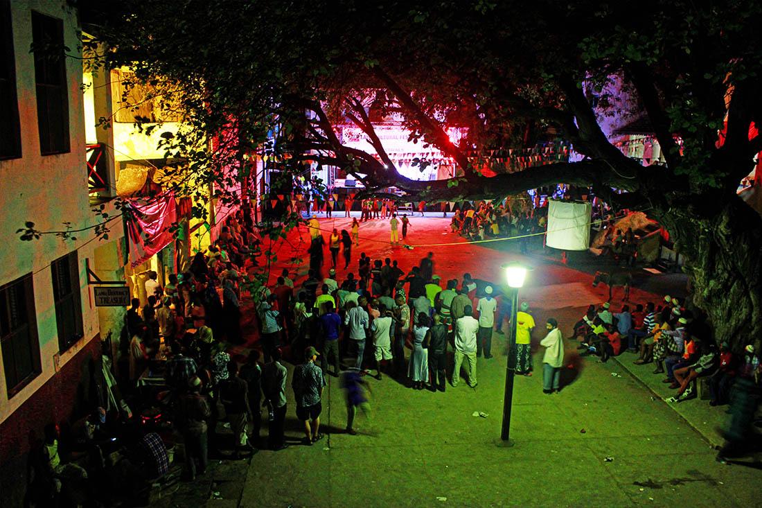 Lamu Culturl Festival_Mkunguni square