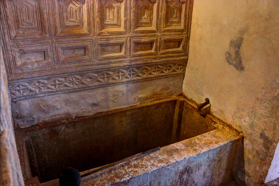 Swahili House Museum_bathtub