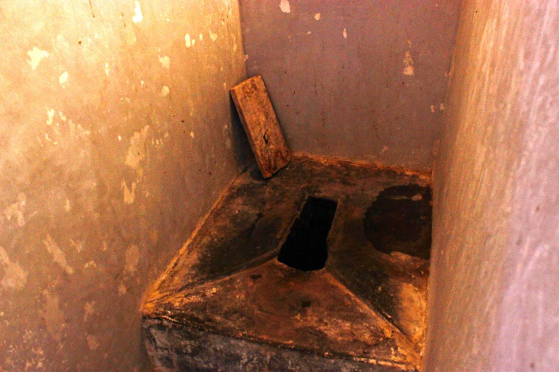 Swahili House Museum_pit latrine