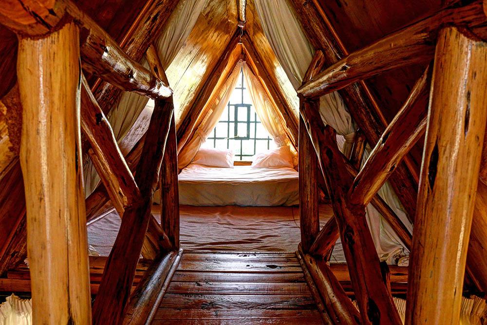 Samawati Conservancy_Standard Cabin bedroom1