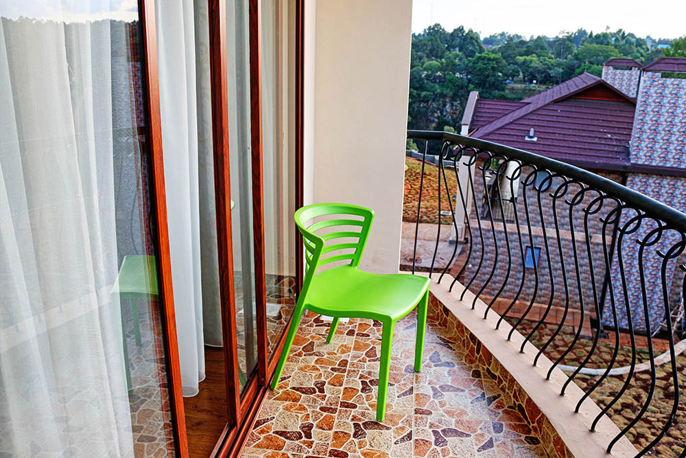 Panari Resort_balcony