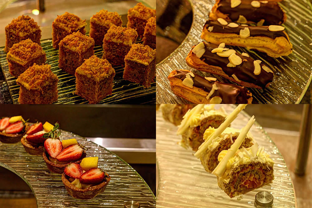 Panari Resort_desserts.