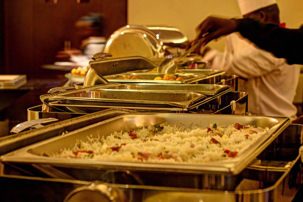 Panari Resort_dinner