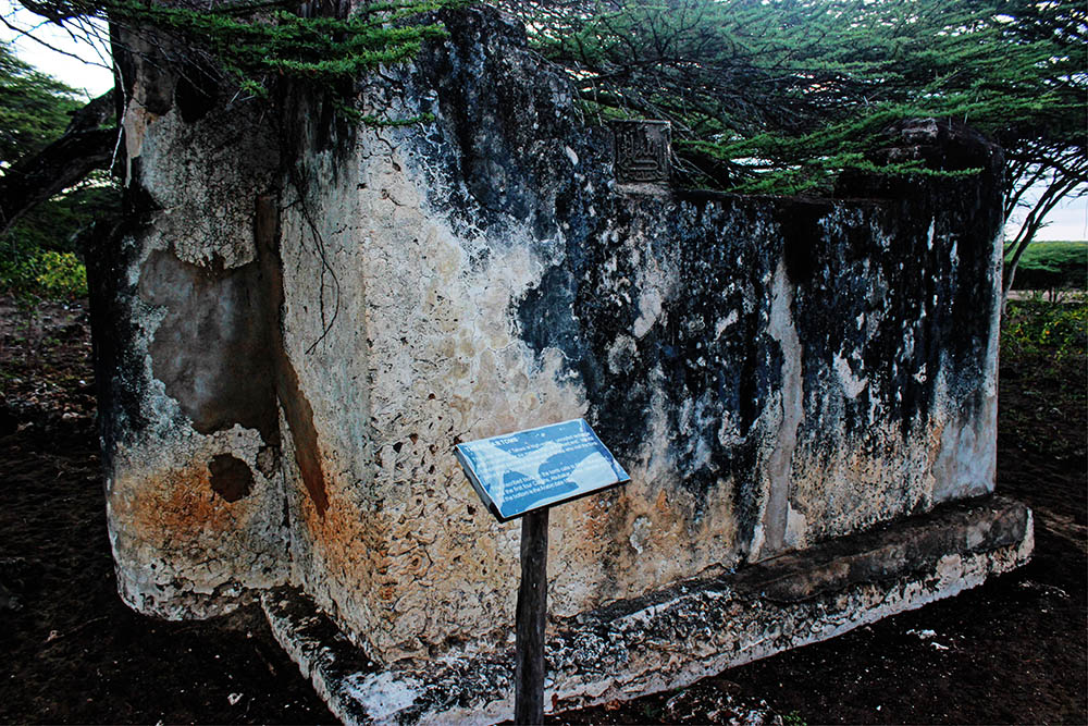 Takwa Ruins_Pillar Tomb