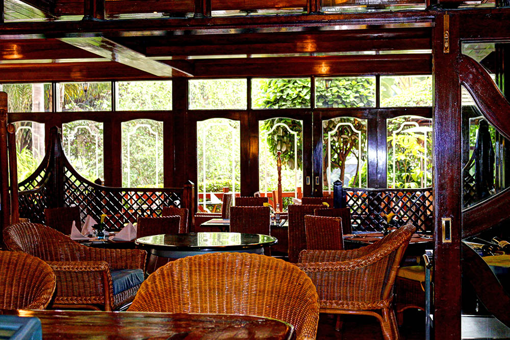 Flame Tree Restaurant_Interior