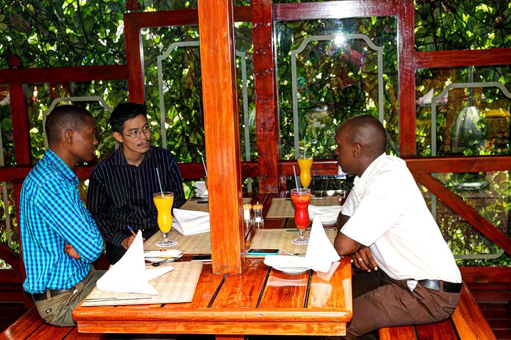 Flame Tree Restaurant_Solomon & co