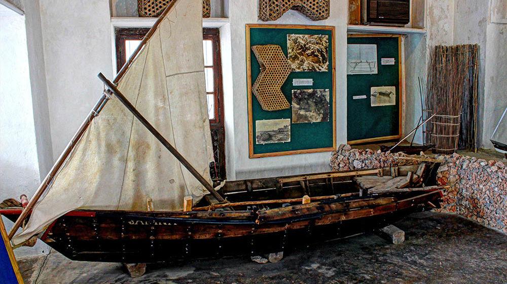 Lamu Museum_Boat
