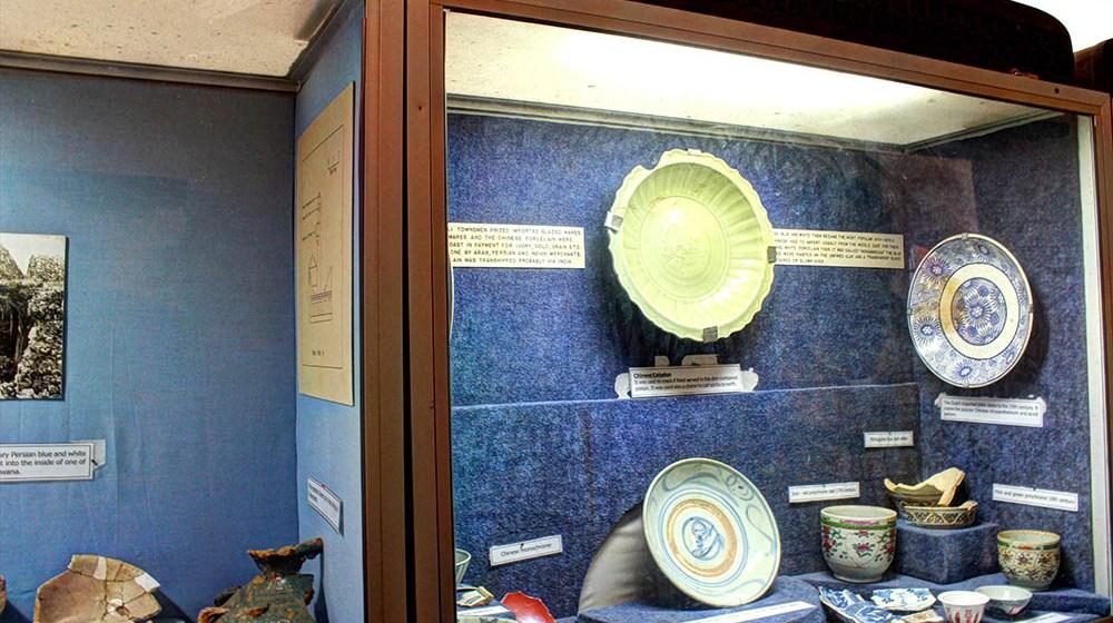 Lamu Museum_Chinese porcelain