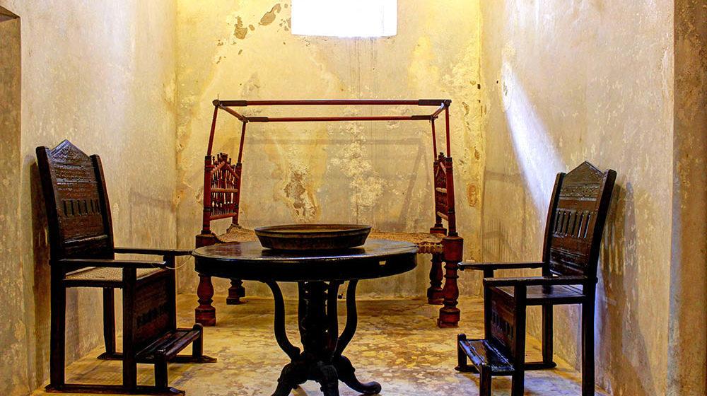 Lamu Museum_Living room