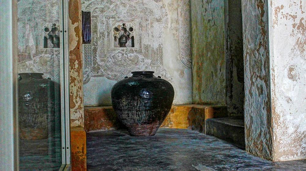 Lamu Museum_Water pot
