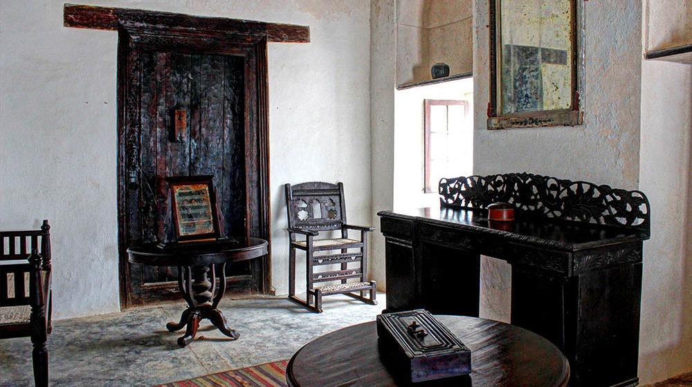 Lamu Museum_bedroom2