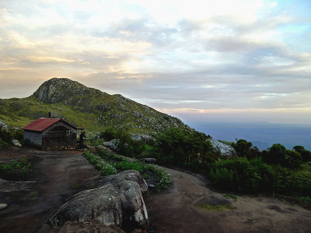 Mount Mulanje_hut
