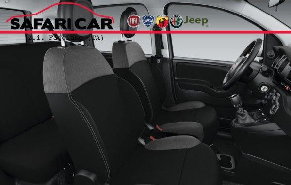 Fiat Panda MY21 Interno sedili